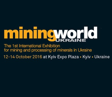 MINING WORLD - Kiev, Ucraina