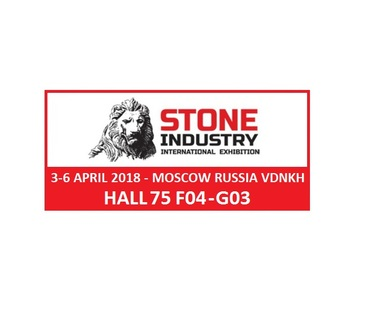 STONE INDUSTRY 2018 - Mosca, Russia