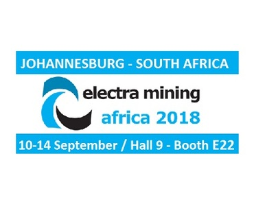ELECTRA MINING AFRICA 2018 - Johannesburg, Sud Africa